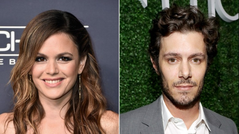 Celeb couples who broke up but still worked together Adam Brody And Rachel Bilson 2017