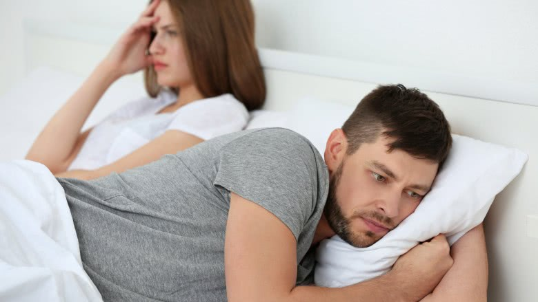lack of sexual intimacy in a relationship