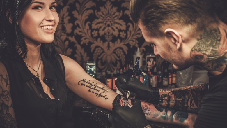 Tips on dating a tattoo artist