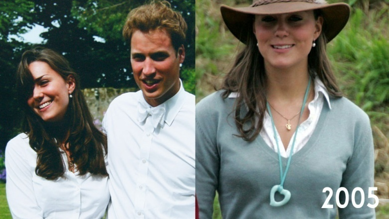 Kate Middleton Prince William college