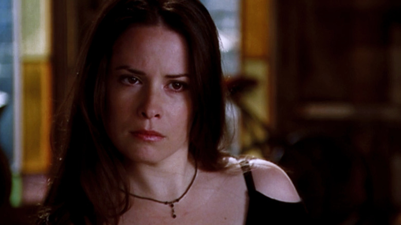 Holly Marie Combs as Piper Halliwell on Charmed