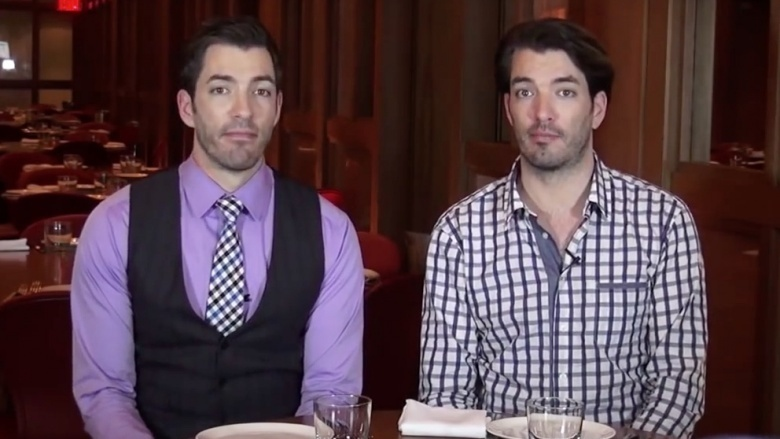 so the property brothers have had a lot of other jobs in their lives before finding their niche and fans may be happy to hear that back before they gained - Where Are The Property Brothers