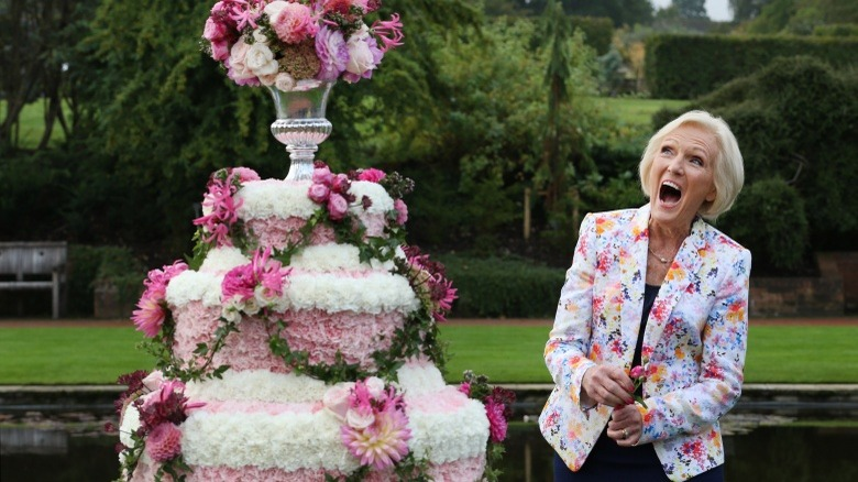 Great British Bake Off Mary Berry