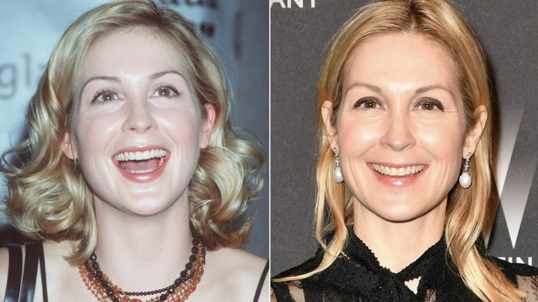 kelly rutherford make up