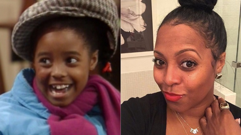 The Cosby Show Rudy Huxtable