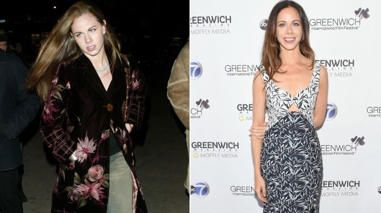 Barbara Pierce Bush then and now