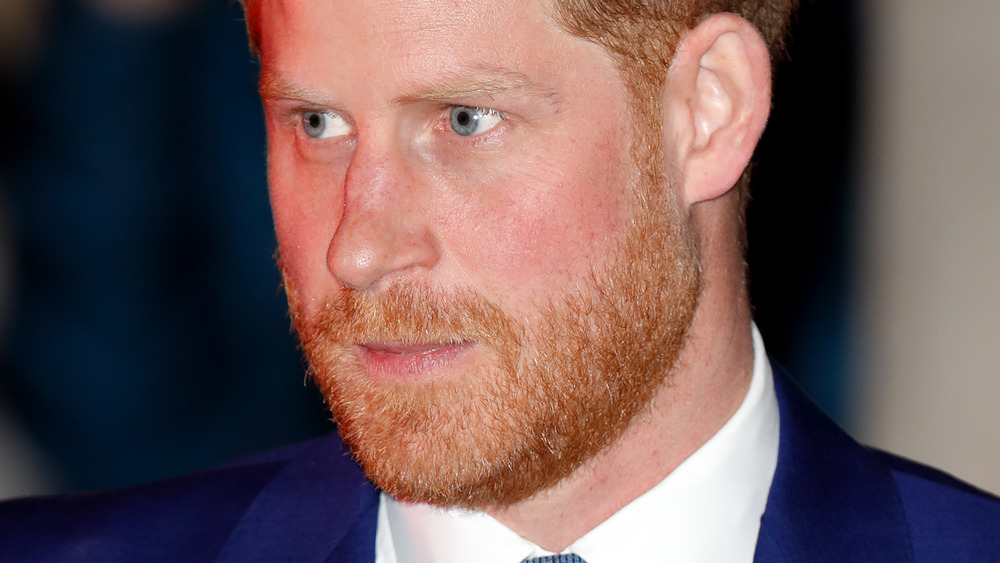 Prince Harry's Body Language During The Oprah Interview Says A Lot