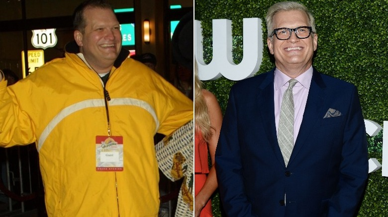 Drew Carey before and after weight loss