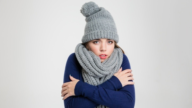 Women Are Colder Than Men For Very Real Reasons