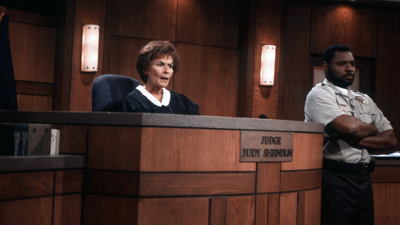 The Secret About Judge Judy You Weren't Supposed To Know
