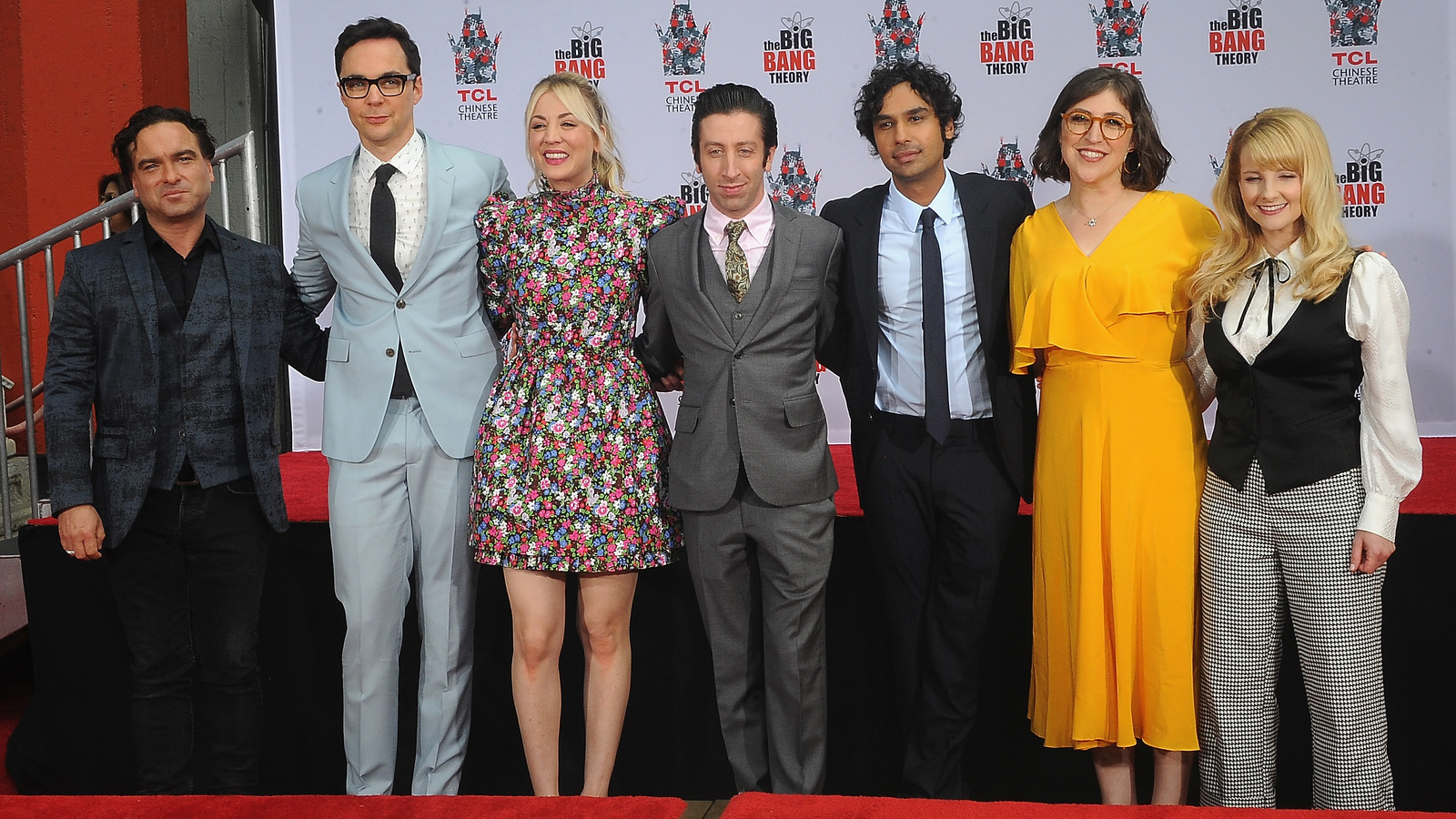 The Secret Big Bang Theory Wedding We Didn't Get To See