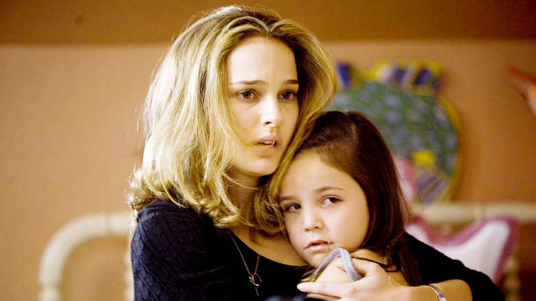 Bailee Madison with Natalie Portman in Brothers