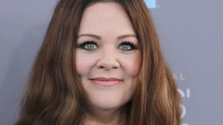 The stunning transformation of Melissa McCarthy