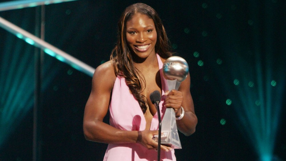Serena Williams at the Espy Awards is 2003