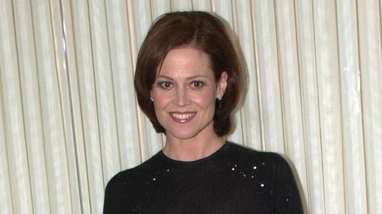 Sigourney Weaver at the world premier of Avatar in 2009