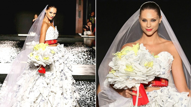Wedding Dresses That Just Scream Tacky