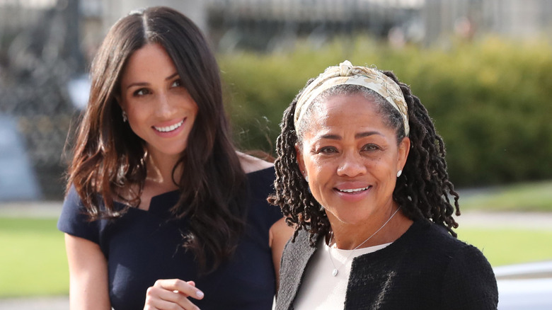 The truth about Meghan Markle's relationship with her mom