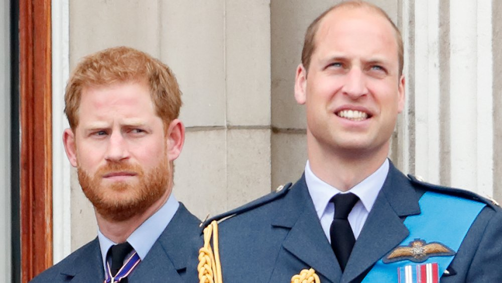 The Truth About Prince William And Prince Harry's Relationship