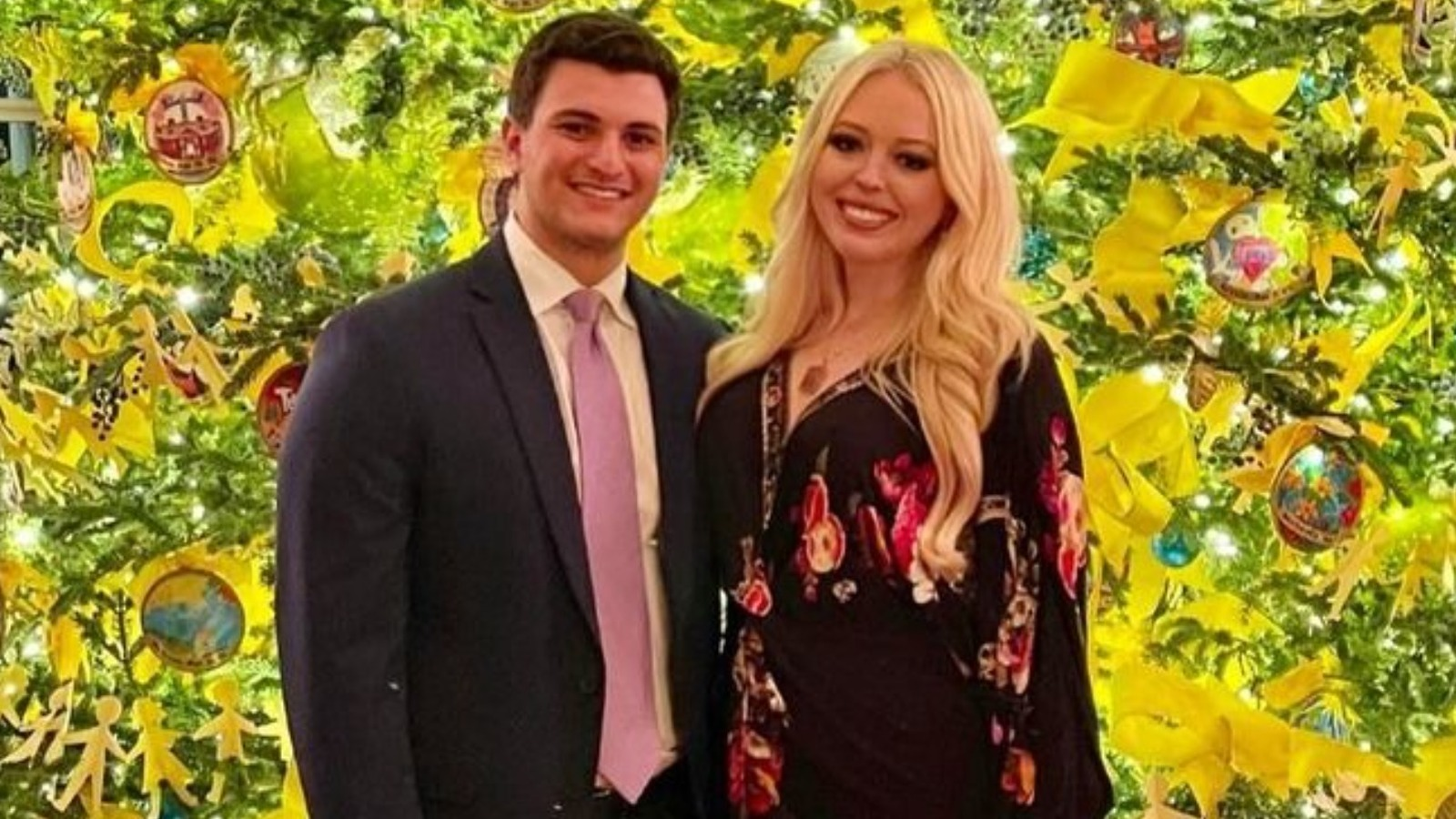 The Truth About Tiffany Trump And Michael Boulos' Relationship