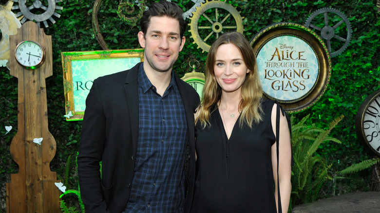 What John Krasinski And Emily Blunt's Marriage Is Like