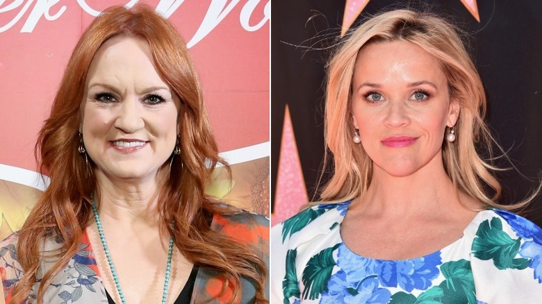 Ree Drummond and Reese Witherspoon