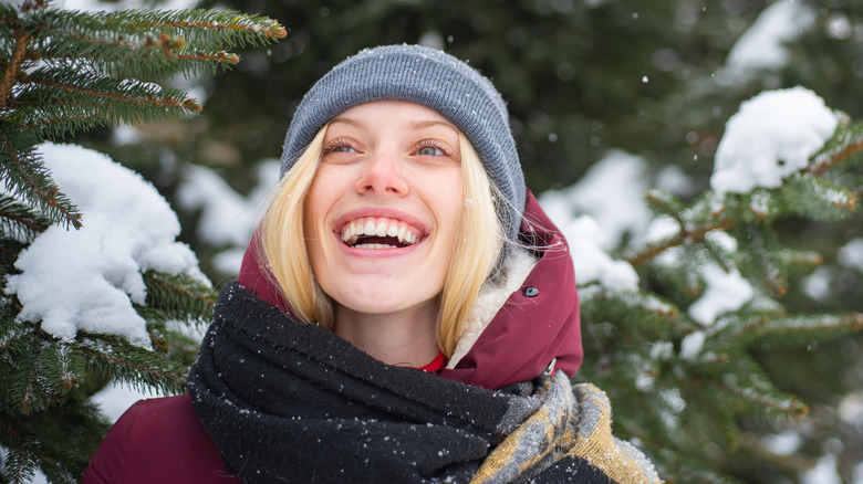 The worst things to do to your hair during winter