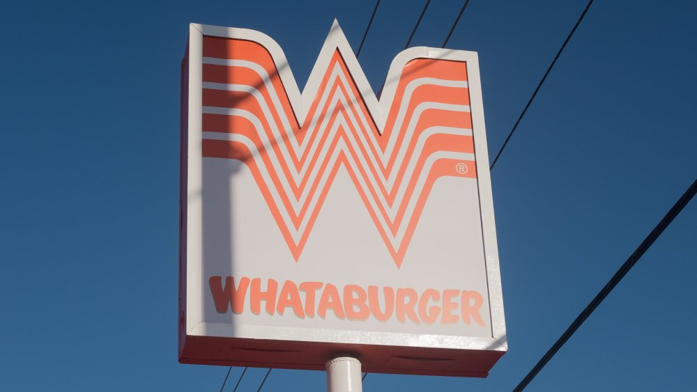 Lizzo's favorite fast food, Whataburger