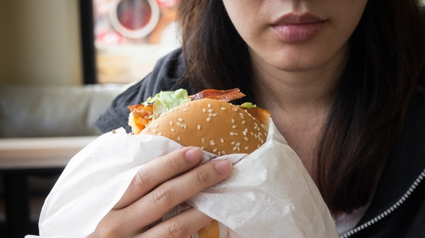 What happens to your body when you eat fast food