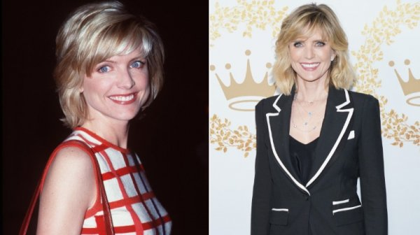What the cast of Melrose Place looks like today