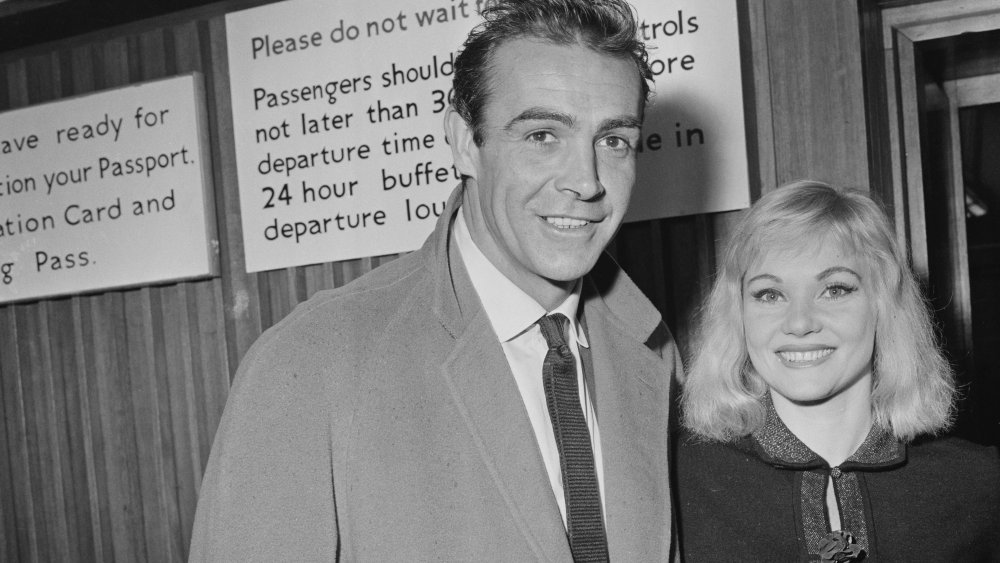 What you didn't know about Sean Connery's ex-wife
