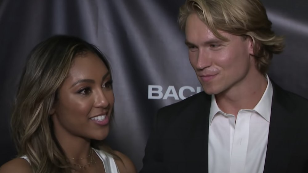 Bachelor star Tayshia Adams and John Paul Jones