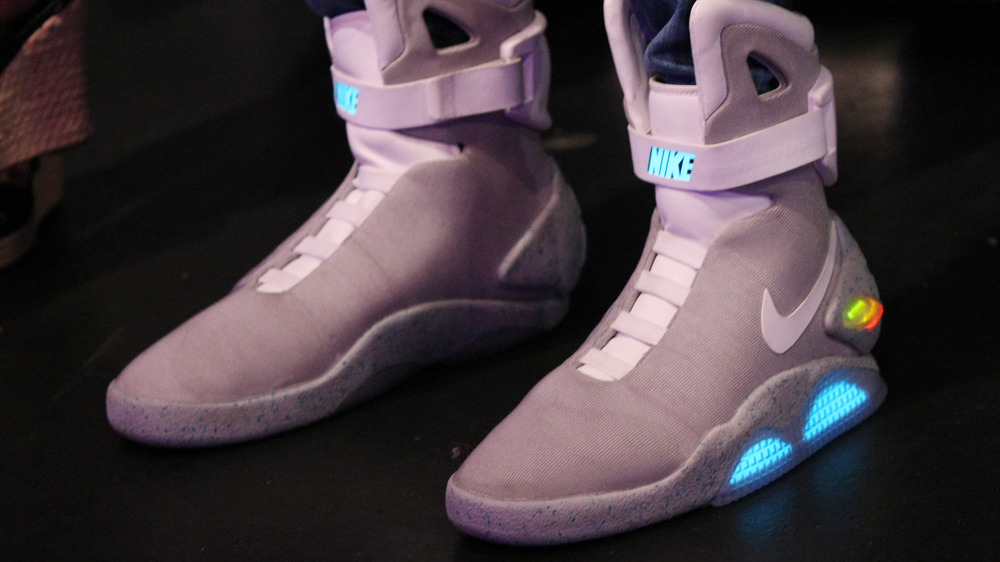 'Back to the Future' shoes
