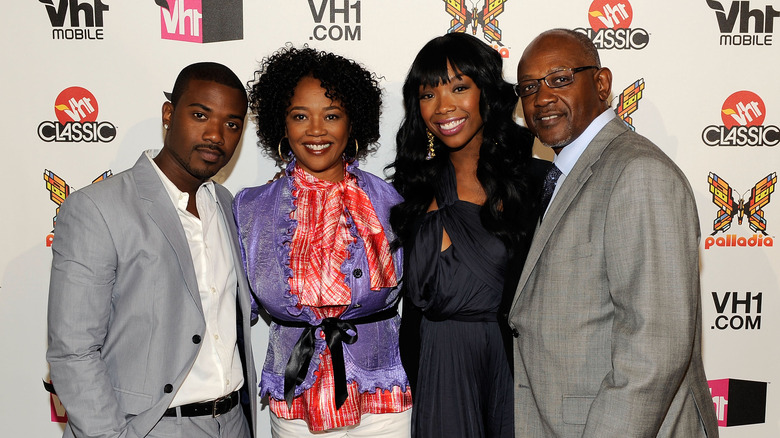 Brandy and her family