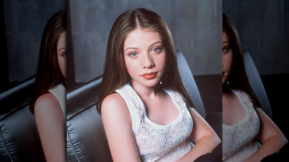 Michelle Trachtenberg as Dawn in Buffy the Vampire Slayer