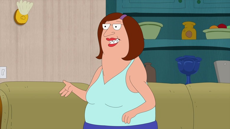 busty lois griffin